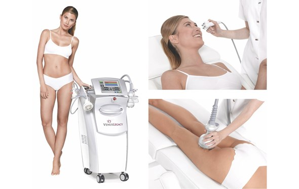 Venus Legacy: the most complete and modern radiofrequency